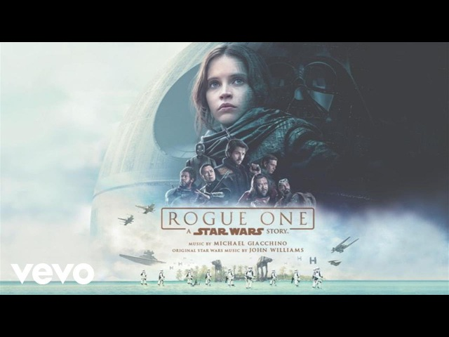 Michael Giacchino - Jyn Erso Hope Suite (From Rogue One: A Star Wars Story/Audio Only)