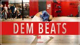 Todrick Hall feat. RuPaul - Dem Beats Choreography by Blake McGrath