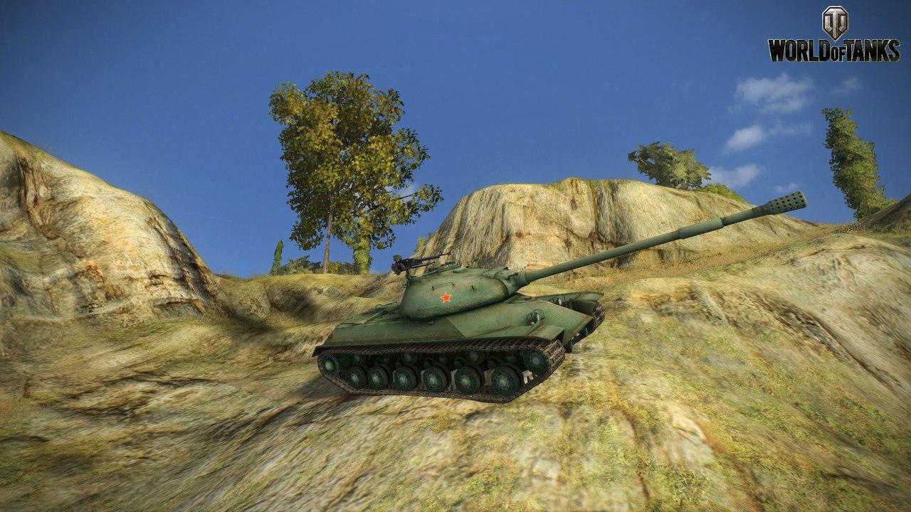 Tank 110/IS-2U