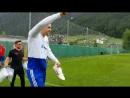 Артём Дзюба вернулся к тренировкам после недомогания💪🇷🇺