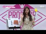 [FSG Baddest Females] Профайлы участниц Produce 48 Юн Хэсоль из Music Works (рус.саб)