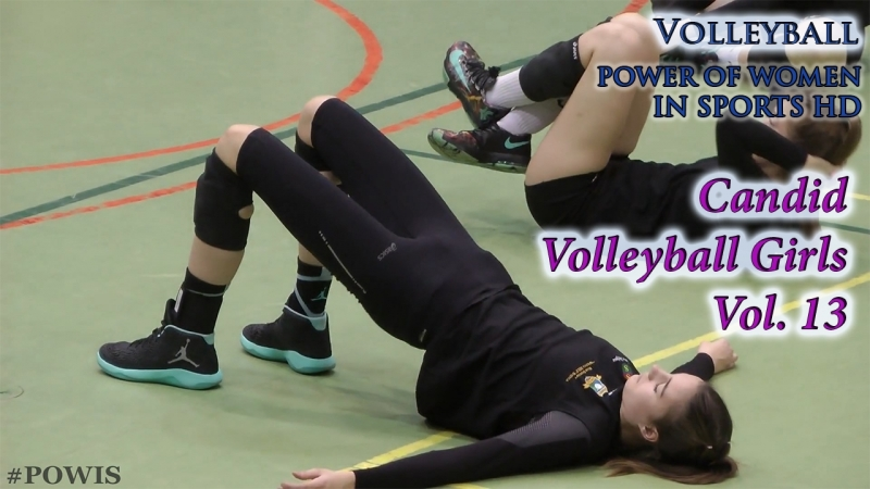 Beauty in Sports Volleyball Vol. 13