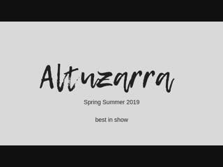 Altuzarra Spring Summer 2019 (best in show)