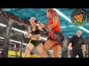 Fatima Mallet vs. Kourtnie Goodman - Amateur Female MMA Fight (BOH-III)