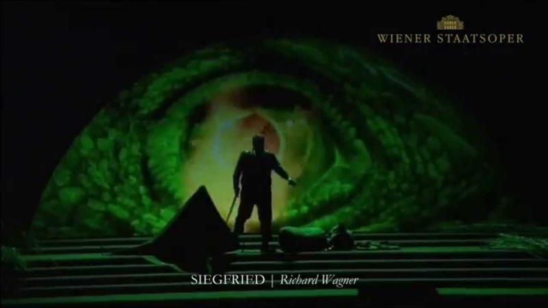Richard Wagner: Siegfried (Trailer) | Wiener Staatsoper