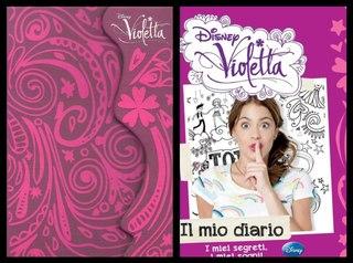 Фото как сделать дневник как у виолетты