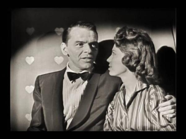 Frank Sinatra with Nancy My Funny Valentine Restored