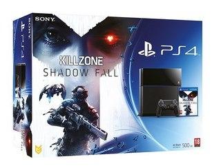 Sony анонсировала первые официальные комплекты PlayStation 4