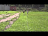 КОИ-Чувашия. Бег на 100 метров (г. Чебоксары, 18.08.2013 г.)