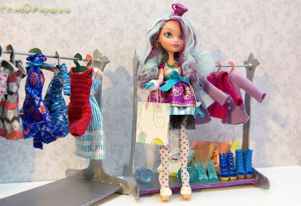 С вещи для кукол своими руками