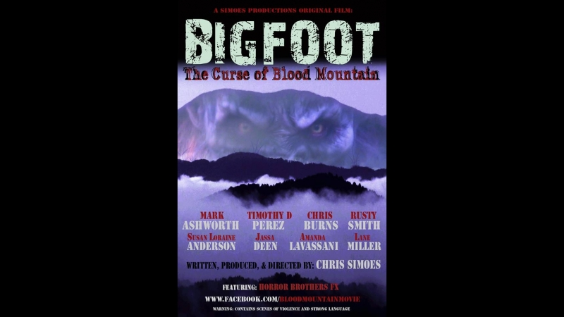 Bigfoot : The Curse of Blood Mountain (2014)