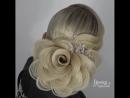 4 восхитительных цветка из волос Какой понравился тебе