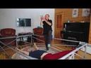 Сергей Зайцев в АсБорге - Растяжка на ПравИло