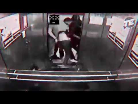 (Рофл!!) Драка с Ender'om и с AdamsPlay   Встретил в лифте   Сайленс LilClick vs Ender AdamsPla