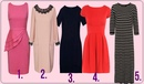 Выбор одежды много может сказать о девушке