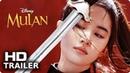 MULAN 2020 Teaser Trailer Concept Liu Yifei