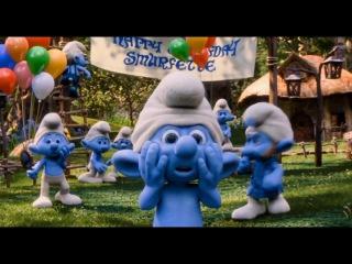 Смурфики 2/ The Smurfs 2 (2013) Международный трейлер №2