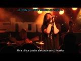 Earshot - MisSunderstood live subtitulada en espa