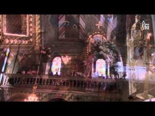 Літургія у Воскресенському храмі м. Золочева