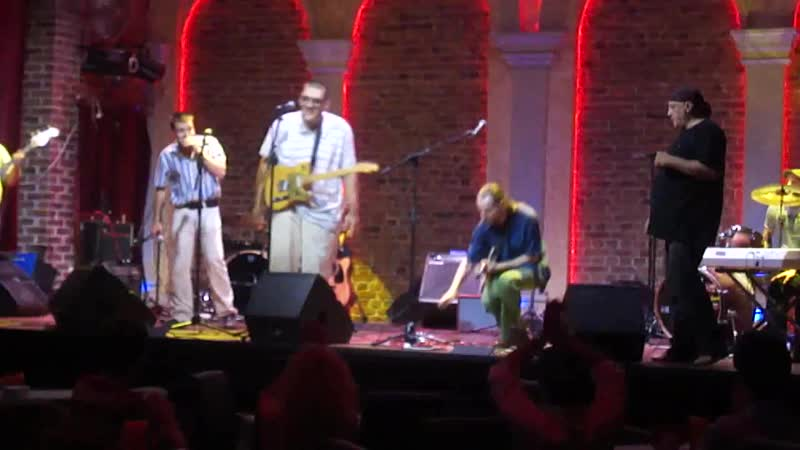 IVAN БлюZ Dрузі - Train Four Blues Band jam - Hoochie Coochie Man