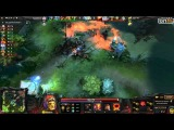Alliance vs NaVi DreamLeague day 10
