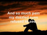 Andy Williams - Yesterday When I Was Young(Lyrics)