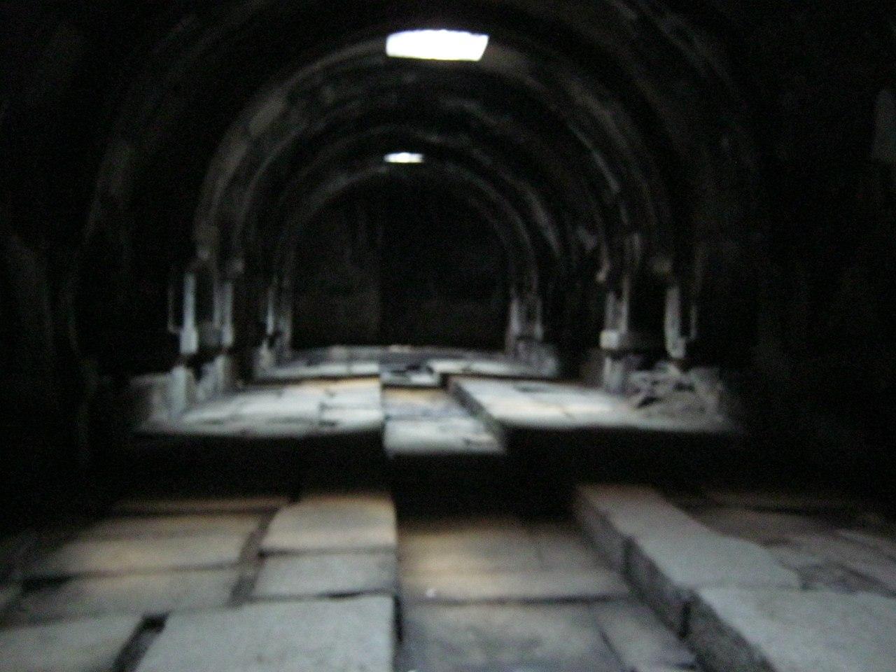 Селимский караван-сарай изнутри