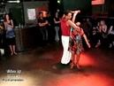LambaZouk, the dance(zouk brazilian style) by Solange Dias and Braz Dos Santos - London-2010.flv