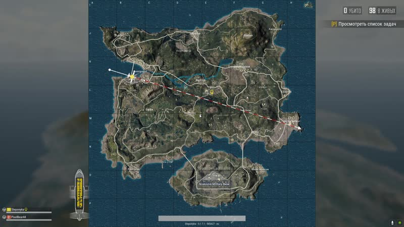 PLAYERUNKNOWNS BATTLEGROUNDS 2019 01 18 14 00 18 01