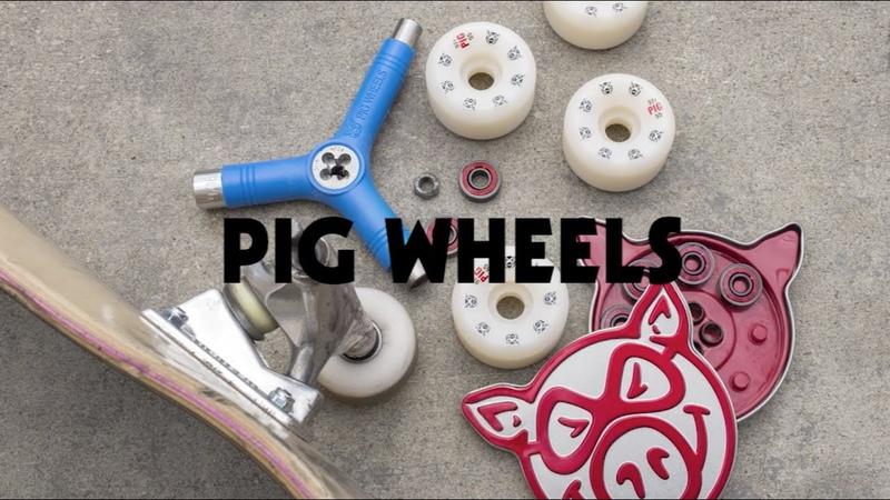 PIG WHEELS - FORREST EDWARDS