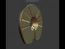 Безразмерные безопасные полиуретановые подковы 180×180×14