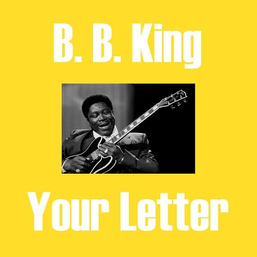 B.B. King альбом Your Letter