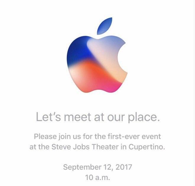 Вчера компания Apple разослала журналистам тематических изданий приглашение на первую осеннюю презентацию.