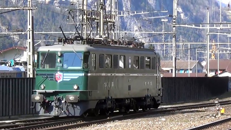 Tripla trazione a vapore sul Gottardo – Dreifachtraktion volldampf am Gotthard – part 12