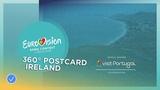360 Porto Santo, Madeira Ryan OShaughnessys Postcard Eurovision 2018