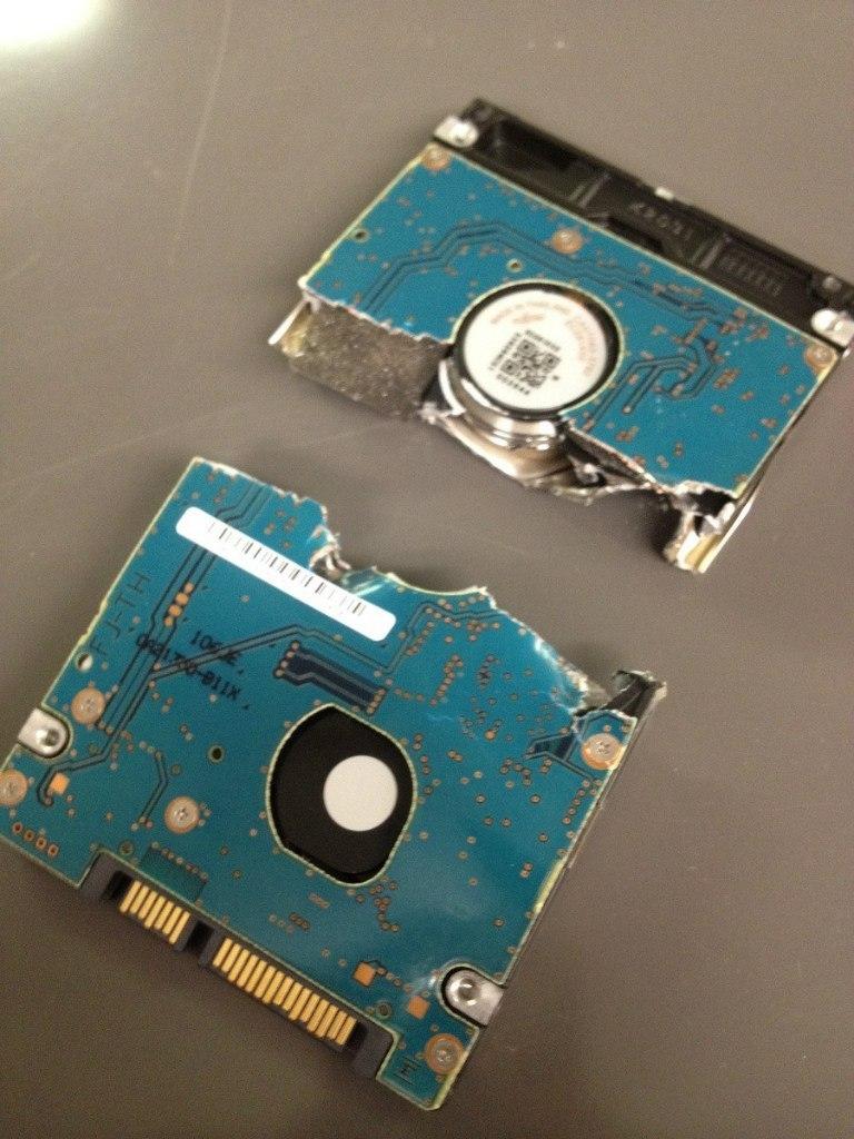 Как сделать так чтобы старый диск работал