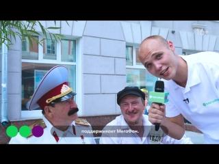МегаФон  Футбол начинается с тебя (часть №3, Нижнии Новгород)