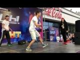 Всероссийская танцевальная гонка. Владивосток