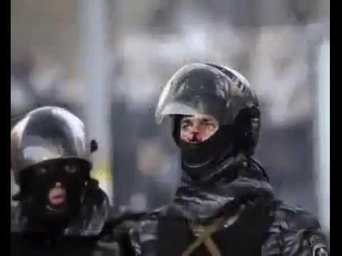 «Евромайдану» и «Беркуту» посвящается... Песня Ольги Фаворской из Санкт-Петербурга (сент.2018)