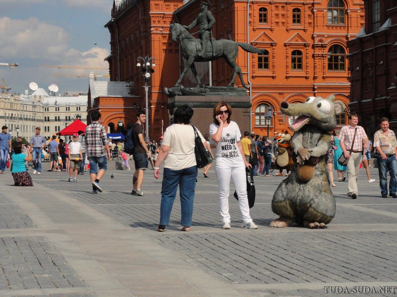 Красная площадь Москва фото