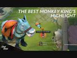 The best Monkey King's Highlight