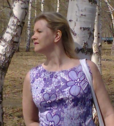Ольга Козуля, 14 апреля 1972, Москва, id199096148