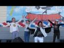Мишель Фам и танцевальный коллектив Светлячки- Чунга Чанга (День России 12 июня 2018,Сестрорецкое подворье)