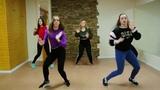 Dancehall routine by Neetah (Beginners group CFA)