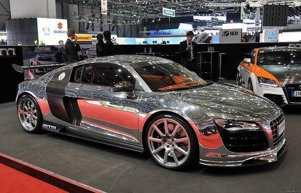 Audi R8, 2006