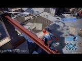 Marvels Spider-Man  Человек-паук (PS4). Геймплей