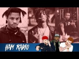 Denzel Curry, J.K. The Reaper &amp Nell Freestyle on #HamRadio