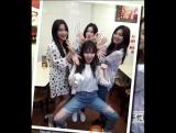 170430 完全娱乐 Showbiz  Red Velvet at Taiwan Ningxia Night Market