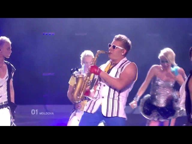 Евровидение 2010 - Оля Тира и Sunstroke Project