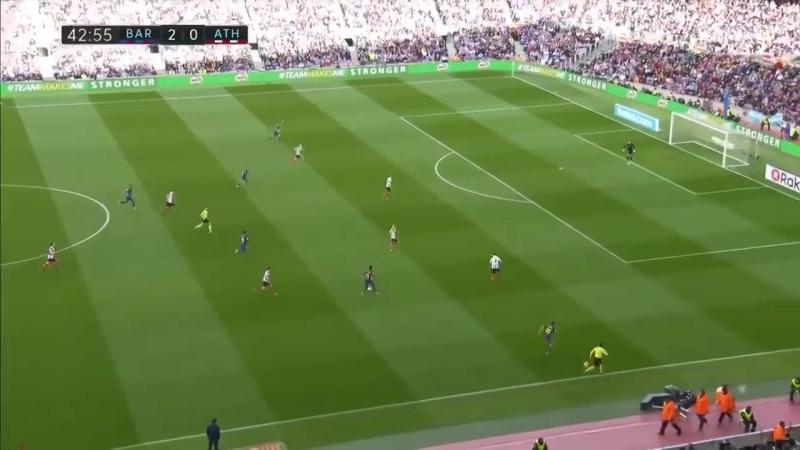 Барселона 2-0 Атлетик | Ла Лига | 29 тур